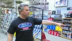 Toko Penjual Barang-barang Buatan Amerika