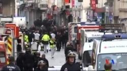 2015-11-18 美國之音視頻新聞: 法國追捕巴黎襲擊案主謀 擊斃兩人