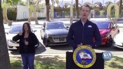 Каліфорнія розробляє правила, за якими через 15 років у штаті може бути заборонено продаж нових машин з бензиновими двигунами. Відео
