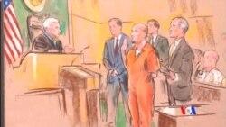 2014-09-23 美國之音視頻新聞: 檢察官稱涉嫌擅闖白宮者在車中藏有子彈