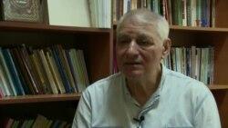 Əli Abbasov: Dünyada ideologiyalar deyil, dəyərlər bir-biri ilə vuruşur