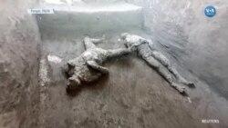 Yanardağ Patlamasının 2000 Yıllık Kalıntıları Bulundu