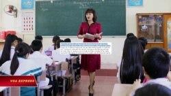 Nói ngọng ảnh hưởng uy tín ngành giáo dục?