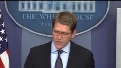 2013-01-16 美國之音視頻新聞: 奧巴馬將在星期三推出槍控措施