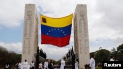Contingente de médicos cubanos llega a Venezuela en 2013.