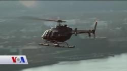 Organların Nakil İçin Taşınmasında Özel Helikopterler Devrede