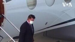 美国务次卿克拉奇访问团抵台 中国称已提出严正交涉
