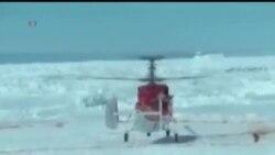 2014-01-02 美國之音視頻新聞: 被困南極的俄羅斯科研船上人員開始撤離