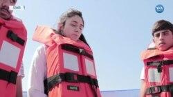 Suriyeli Gençlerden Umuda Yolculuk Filmi