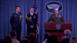 五角大樓:美英法聯手打擊敘利亞三座化武設施