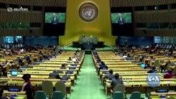 Генеральна Асамблея ООН провела дебати щодо ситуації на тимчасово окупованих територіях України – подробиці. Відео
