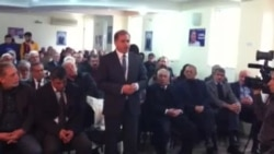 Əvəz Temirxan Milli Şuradan istefa verib
