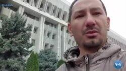 Bishkekdagi manzara, 6-oktabr, 2020