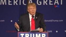 Tranh cử tổng thống, ông Trump hứa làm cho 'nước Mỹ vĩ đại trở lại'