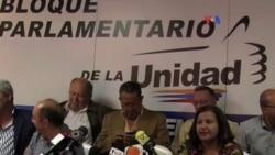Venezuela: oposición logra mayoría calificada en la AN