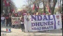 Marshim kundër dhunës ndaj grave