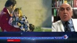 دکتر شکوه امیری: پزشکان ایرانی آمریکا میتوانند در دراز مدت به آسیب دیدگان زلزله ایران کمک کنند
