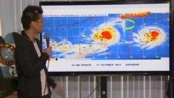 Philippines Typhoon