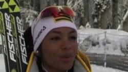 ورزشکاران سياه پوست در المپيک زمستانی