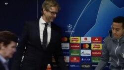Thiago Alcantara ahama timu ya Bayern Munich