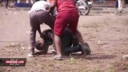 Nchini DRC, zaidi ya vijana 10 wa Lucha, wamekamatwa na polisi
