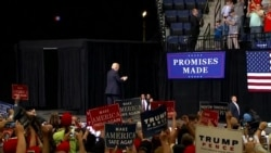 Trump Reconnects With His Base While Democrats Mull Latest Defeat