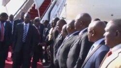 Zimbabwe President Ends Rumors of Ill Health, Returns To Zimbabwe