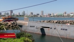 Số phận tàu ngầm Scorpion của Liên Xô
