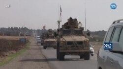 ABD Askerleri Suriye'de Petrol Tesisi Yakınlarında Görüntülendi