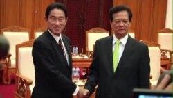 Nhật Bản cam kết 1 tỉ đôla tiền viện trợ ODA cho Việt Nam