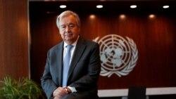 ONU: Guterres envía mensaje de optimismo