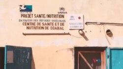 La malnutrition des enfants réfugiés au Tchad (vidéo)