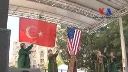 Washington'daki Geleneksel Türk Festivali'nde Türk Kültürü Tanıtıldı