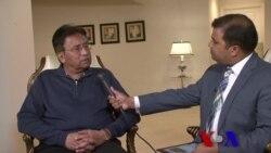 مناسب وقت پر پاکستان واپس جاؤں گا: مشرف