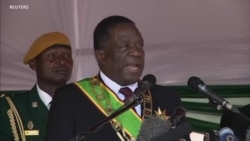 Zimbabwe President Pays Tribute to Fallen and Living Heroes
