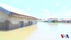 Inondations au Nigeria