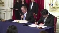 Philippines, Nhật Bản tăng cường hợp tác quốc phòng