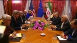 克里与伊朗外长继续进行核谈判