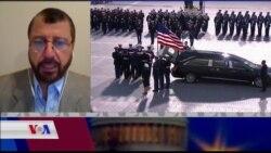 Dr. Kurmanj Gundî Koça Dawî ya Serok George H.W. Bush Dinirxîne