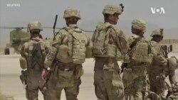 美國開始結束阿富汗軍事任務