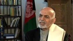 اشرف غنی احمدزی: جنرال دوستم برنامه اصلاحاتی مرا پذیرفت