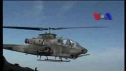 شمالی وزیرستان میں جاری فوجی آپریشن کی ویڈیو