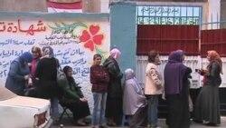 埃及舉行有爭議的憲法草案公投