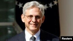 FILE - Appeals Court Judge Merrick Garland.
