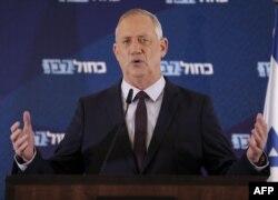 베니 간츠 이스라엘 국방장관 (자료사진)
