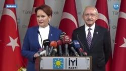 CHP ve İyi Parti 50 İlde Ortak Aday Gösteriyor