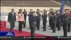 Vizita në Kosovë e Ministres së Mbrojtjes së Shqipërisë, Mimi Kodheli
