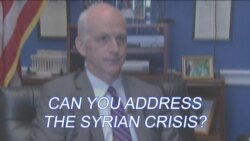 Congressman Adam Smith: Can You Address the Syrian Crisis?