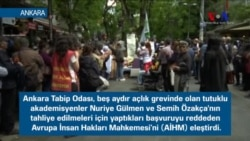 Ankara Tabip Odası'ndan AİHM Kararına Tepki