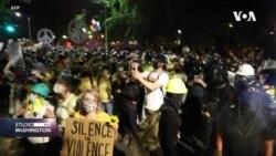 SAD: Odnos prema protestima - još jedna razlika među predsjedničkim kandidatima
